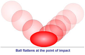 red ball bounce