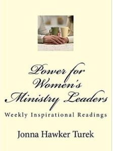 power for women ministry leaders cover pic