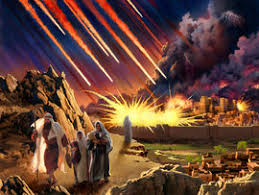 sodom destroyed